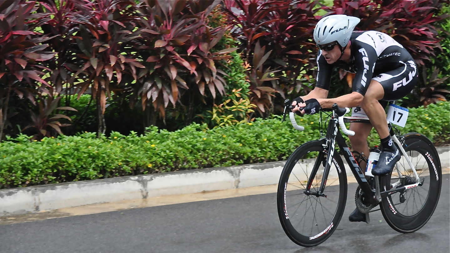 Lee Rodgers Speeds To Singapore Time Trial Championship 720
